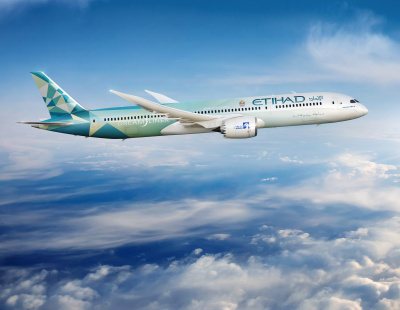 Etihad and Boeing unveil Greenliner 'eco partnership' to reduce carbon emissions