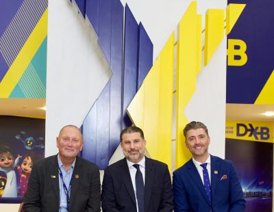 DTP and Dassault Systèmes optimise resource planning at Dubai International