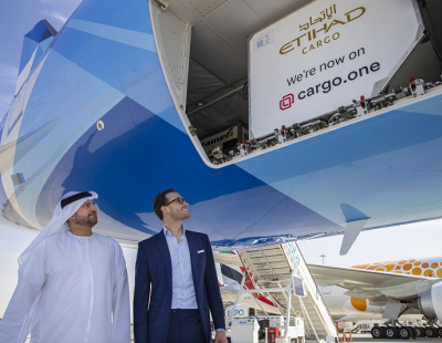Etihad Cargo partners with multi-airline e-booking platform cargo.one