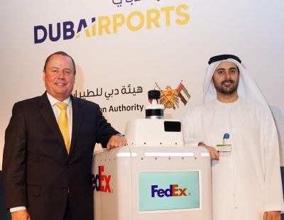 Dubai Airports joins Customer Advisory Board for FedEx Express 'Roxo' SameDay Bot