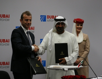 Freighter orders few and far between at Dubai Airshow 2019