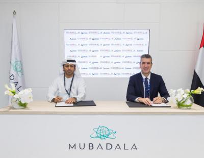 Strata signs aircraft parts supply chain deal with GAZC at Dubai Airshow