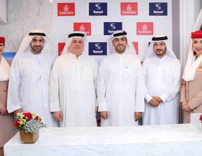 Sanad Aerotech signs MRO logistics deal with Emirates during Dubai Airshow