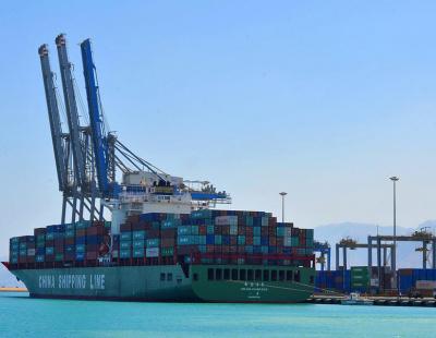 Dubai's DP World says Egyptian port expansion nears completion