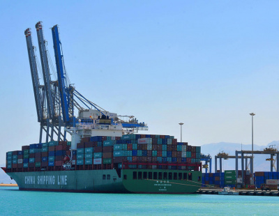 Dubai's DP World says Egyptian port expansion nears completion
