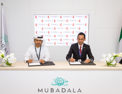 Strata signs composite detail aircraft parts supply contract at Dubai Airshow