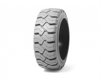 Camso launches new non-marking press-on forklift tire series