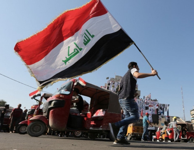 Iraq's Umm Qasr Port reopens for trade after security forces disperse protesters