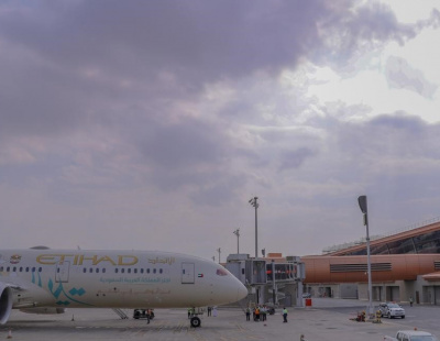 Etihad Airways first foreign airline to use Jeddah's new Terminal 1