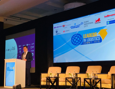 'Logistics is in a constant state of flux' says Ken O'Rahilly at Leaders in Logistics 2019