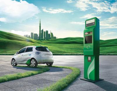DEWA extends free electric car charging initiative in Dubai
