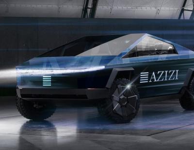 UAE developer orders Tesla Cybertrucks for Dubai site visits