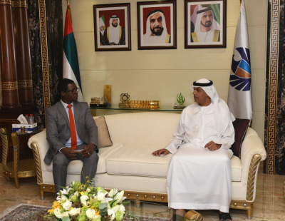 Dubai Customs discusses bilateral trade cooperation with Beninese Consul General