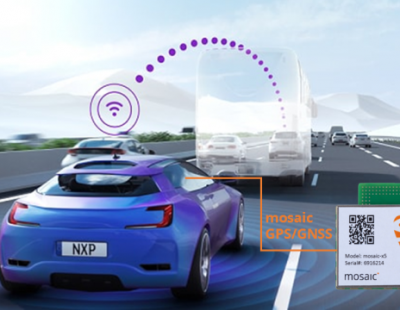 Septentrio mosaic GNSS module enables high-accuracy localisation in NXP's V2X solution