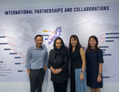 Dubai Customs discusses more cooperation in governance with Singaporean counterpart