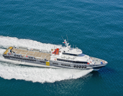 Grandweld awarded contract to build two crew boats for global marine operations