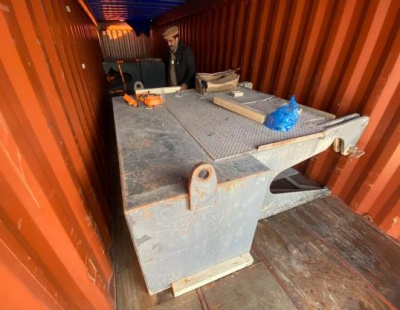 Al Bader completes delivery of 12 project cargo containers