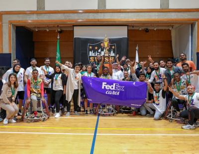 FeDex Cares launched in Saudi Arabia