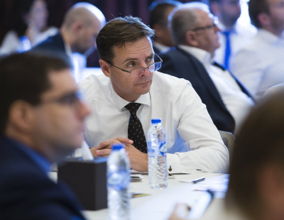 Logistics Middle East business breakfast brings in the crowds