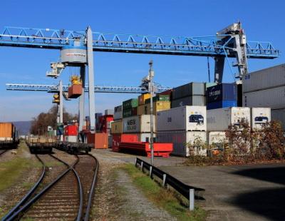 Swissterminal and DP World enter strategic partnership