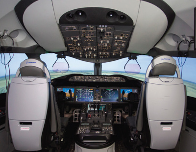 Etihad Aviation Training first in the Middle East to secure European approval to train Boeing 777, 787 pilots