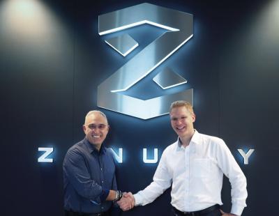 Zenuity and Hewlett Packard Enterprise join forces to develop next generation autonomous driving cars