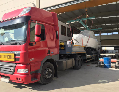 BATI Group take great pleasure in yacht transportation