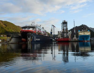 Myklebust lands latest Sølvtrans contract