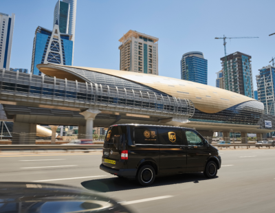 UPS helps simplify international shipping for SMB customers in the Middle East with website upgrade