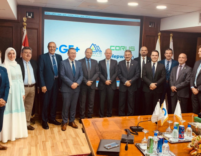 UAE's Corys Investments and Georg Fischer enter fast growing gas and water distribution market in Egypt