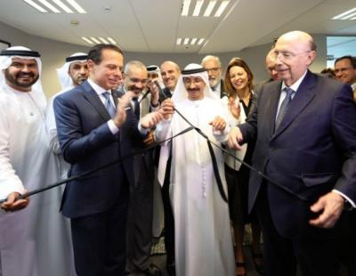 São Paulo opens trade promotion office in UAE