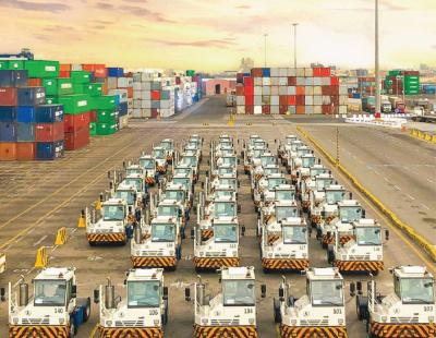 Red Sea Gateway Terminal invests SAR 1 billion in modern, advanced terminal equipment