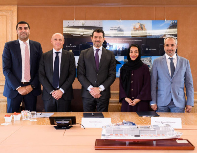 Abu Dhabi Ports inks long-term agreement with MSC Cruises