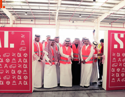 SAL launches its newly expanded facility at Dammam airport