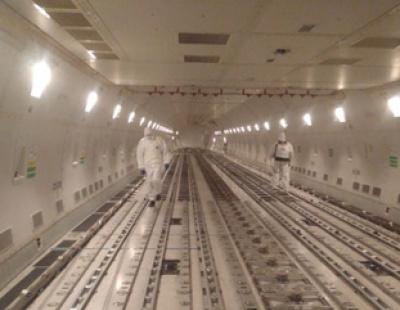 "Volga-Dnepr Group operates ""sterilised"" charter flights to China"