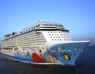 Wärtsilä to supply customised Hybrid Scrubber solution to two Norwegian Cruise Line ships