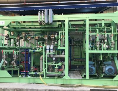 Wärtsilä LPG Fuel Supply System the first ever to undergo engine testing