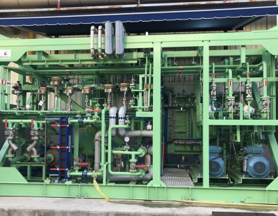 Wärtsilä LPG Fuel Supply System the first ever to undergo engine testing