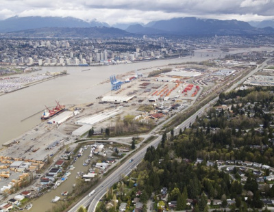 DP World acquires Fraser Surrey Docks