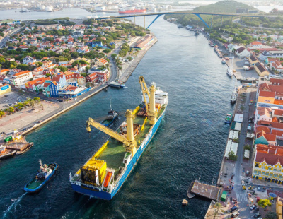 Jumbo Shipping secures contract with DEME Offshore on Hornsea Two offshore wind farm project