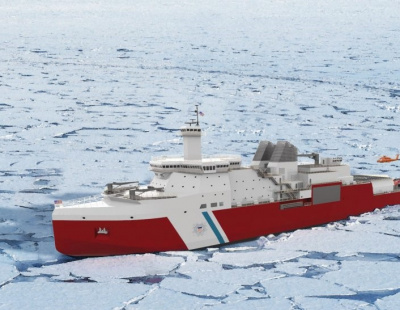 MacGregor secures deck machinery and cargo handling solution contract for the US Coast Guard Polar Security Cutter programme