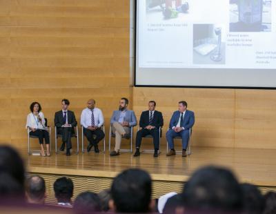 Emirates Group hosts sustainability panel to engage employees on World Wildlife Day