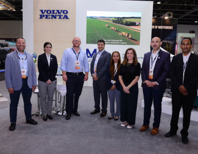 Al Masaood Power showcases Volvo Penta's latest Diesel Engines for the Power Generation Industry at Middle East Energy 2020