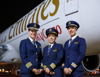 Emirates acclaims the women flying high in aviation