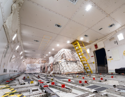 "IATA warns of ""severe and immediate"" air cargo capacity crunch"