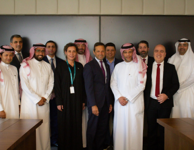 Cisco announces multi-million-dollar agreement with Saudi's TRSDC