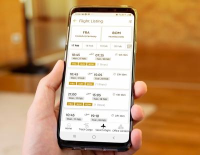 Etihad Cargo launches mobile app as digital evolution continues