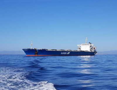 FIRST LOOK: SAFEEN's new bulk carrier is its largest-ever vessel
