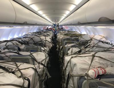 Jazeera Airways' A320s embark on cargo-only flights