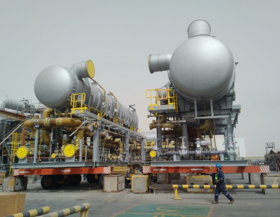 Almajdouie Logistics completes heavy lift movement amid COVID-19